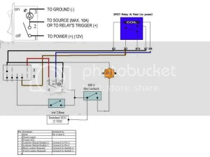 Wiring diagram needed Locker 2 switch with LED  Rubicon