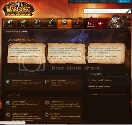 New Forums Home