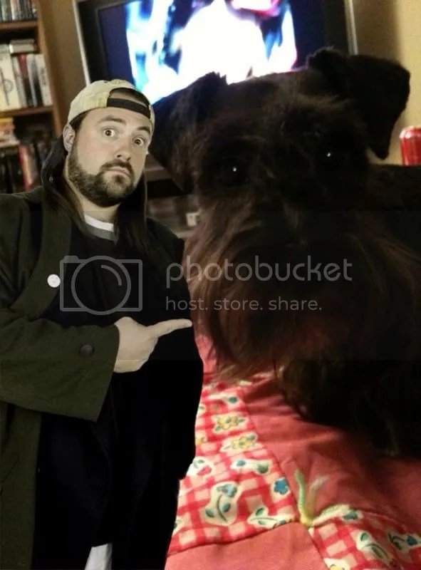 Kalie and Kevin Smith....wtf?