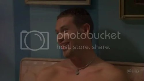 Kevin Alejandro Shirtless