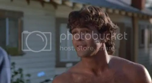Lee Montgomery Shirtless