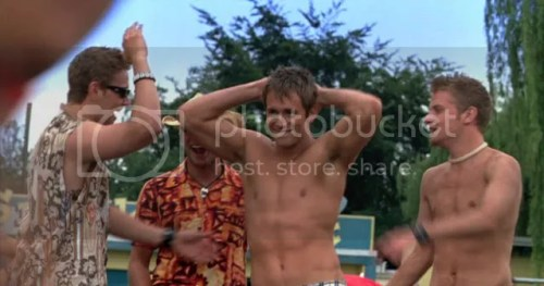 Robert Hoffman Shirtless