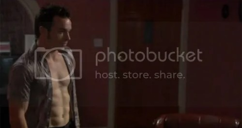 Scott Lunsford Shirtless