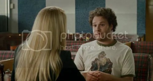 Seth Rogen in Knocked Up