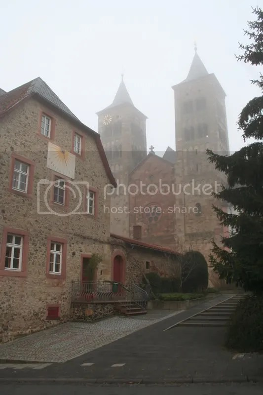 church ilbenstadt
