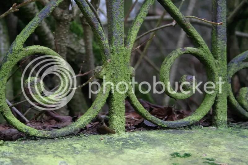 rod iron fence ilbenstadt