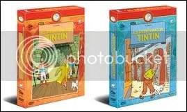 BOX TINTIN