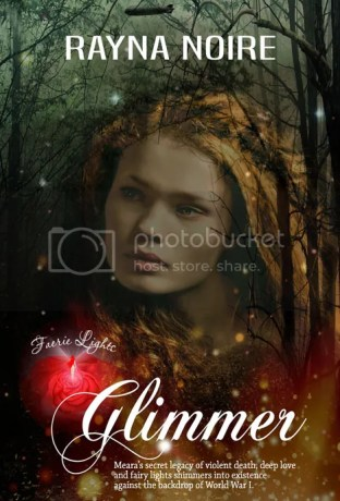 Faerie Lights by Rayna Noire, cover art, historical fantasy, cover art