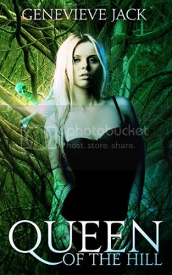 Queen of the Hill, by Genevieve Jack, Paranormal romance, Knight Games series