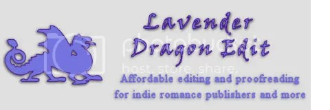 Lavender Dragon Edit