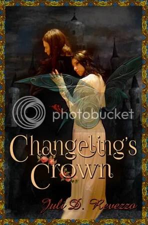 fantasy romance, Juli D. Revezzo