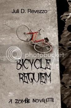 Bicycle Requiem; zombie; horror; paranormal; Juli D. Revezzo