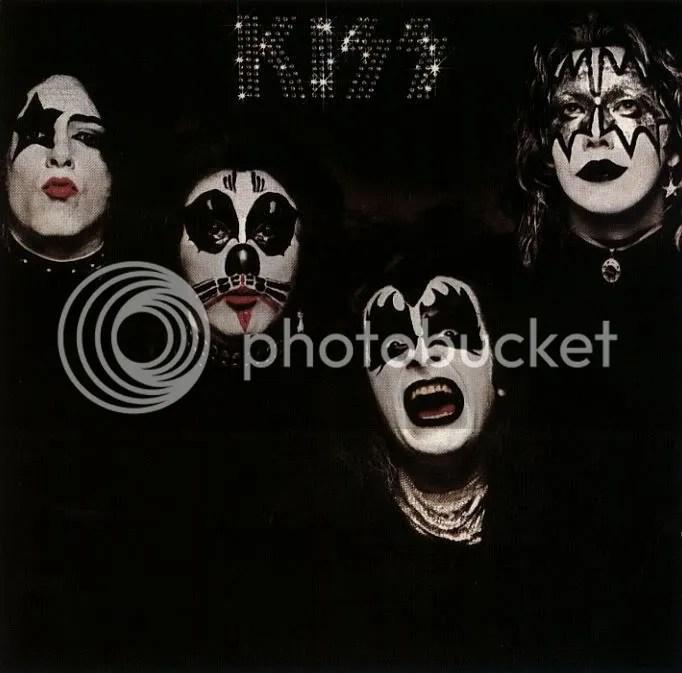 Prmier album de KISS