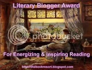 The Literary Blogger Award