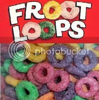 Popcorn + Dots = FrootLoops