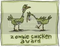 Zombie Chickens Couldn't Keep Me Away!!!