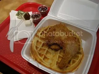 Ressie Mae Soul Chicken and Waffles