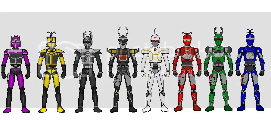 Image Creation Thread Characters Suits Zords Page