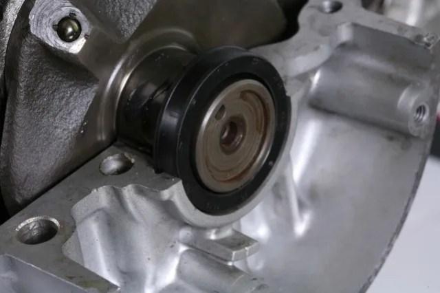 [Dự án] Honda CB 400F Cafe nhẹ: (Phần 2) Động cơ