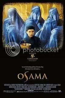 Osama, the Movie.
