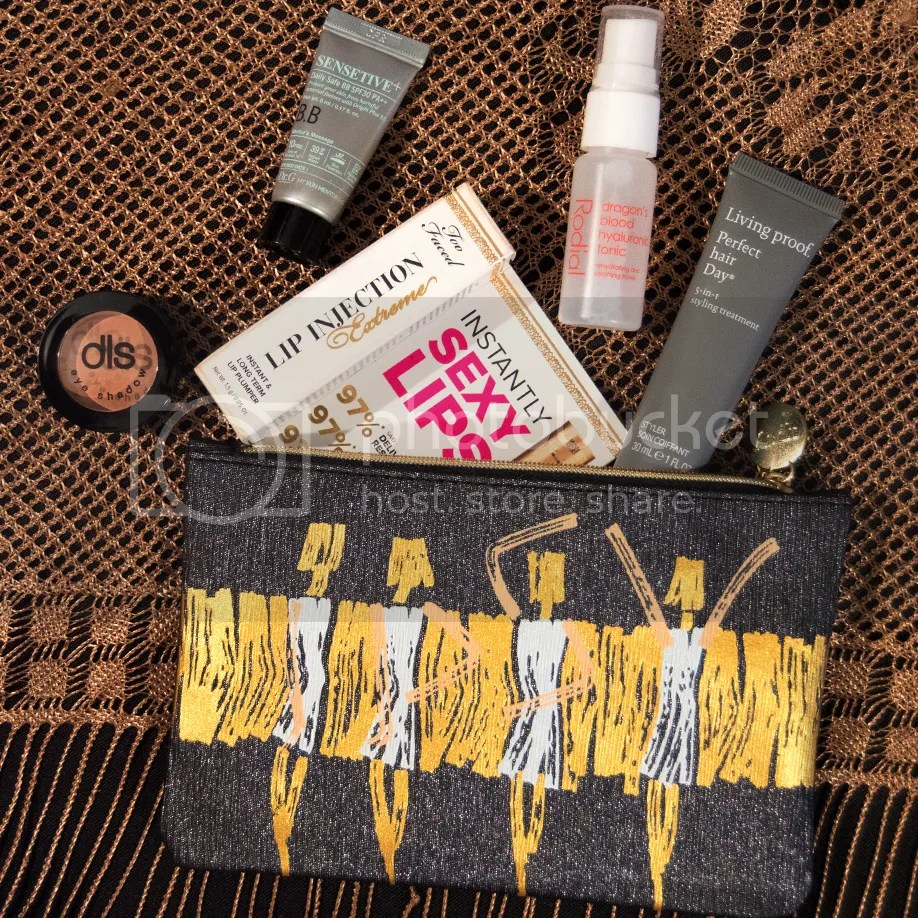 September Ipsy Glamazon insta