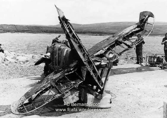 Loch Doon Spitfire P7540 | Free Czechoslovak Air Force