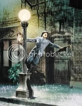 Sigin in the Rain