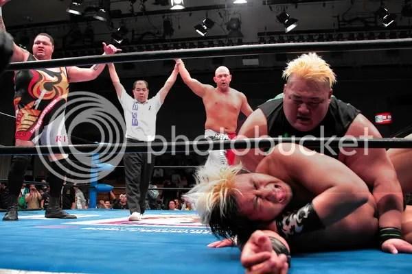 Kea/Akebono over SuwaHama