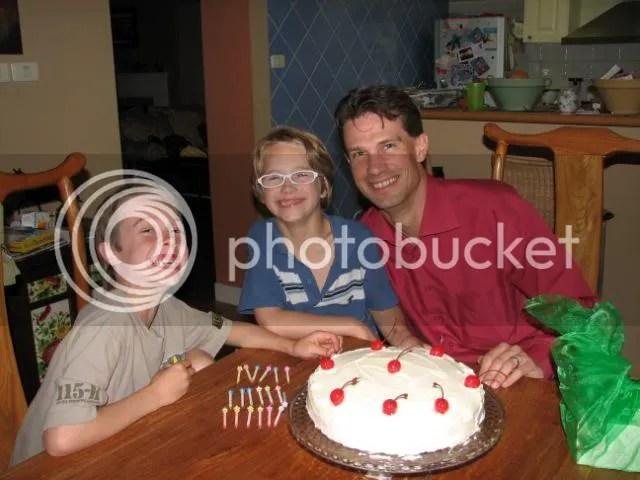 Aaron's 38th Birthday