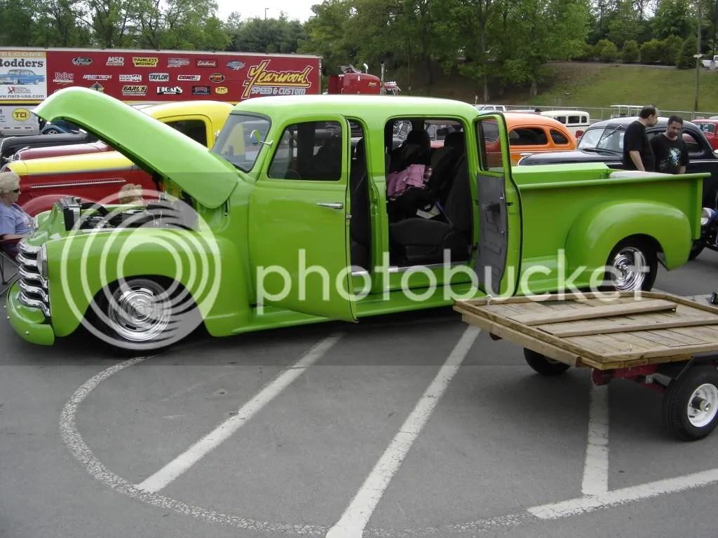 5 Window Chevy Truck 1954 1949