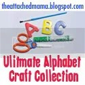 The Attached Mama's Alphabet Craft Collection