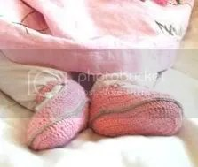 baby mary jane booties