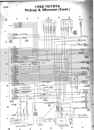 '88 3VZE 5speed wiring diagram help  Page 2  YotaTech Forums