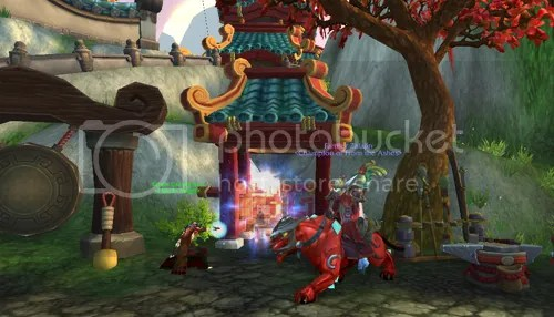 Getting To And From Pandaria (1/2)