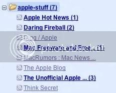my apple blogs