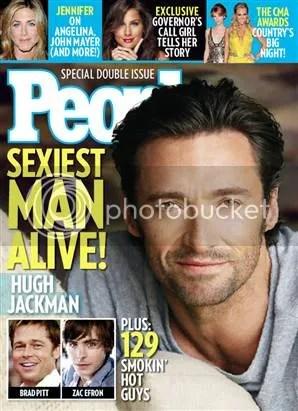 Sexiest Man Alive 2008