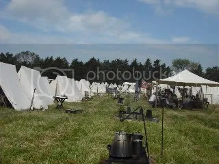 3rd Regiment Camp