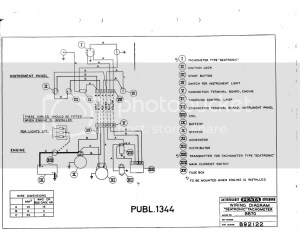 Volvo Penta BB70 Wiring Diagram Photo by woodpigs