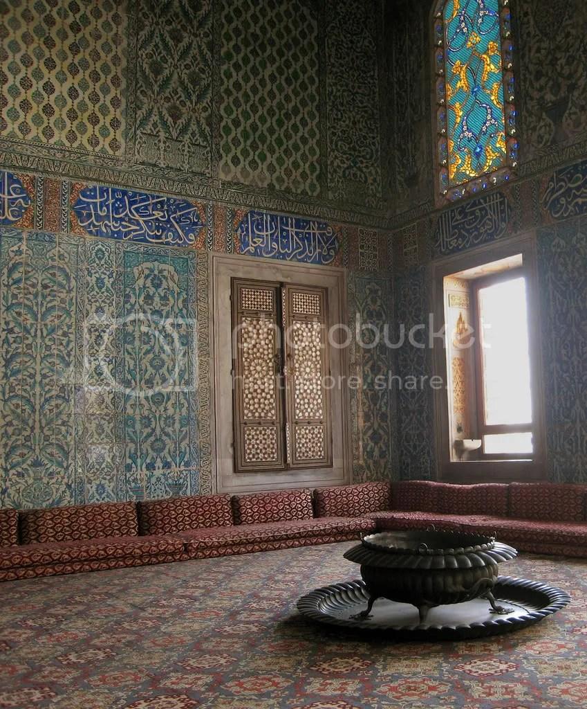 A room in the Topkapi