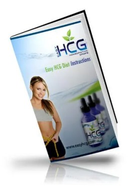 easy hcg diet instruction ebook