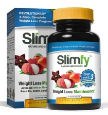 stage 4 slimfy weight loss maintenance