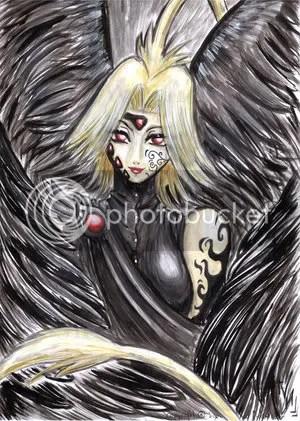 Dark Perola by VulpineNinja