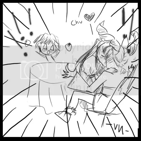 SURPRISE!!! (why does vien always end up like this _)