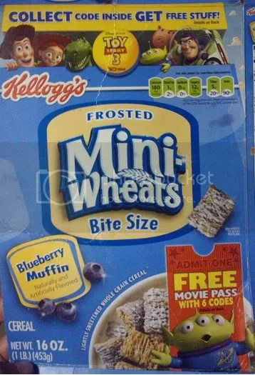 mini-wheats
