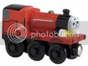 James the train