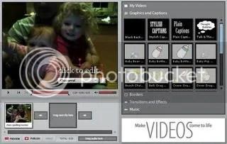 YouTube Remixer Screenshot