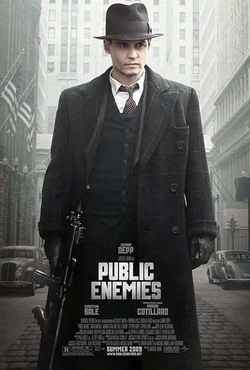Poster for Public Enemies