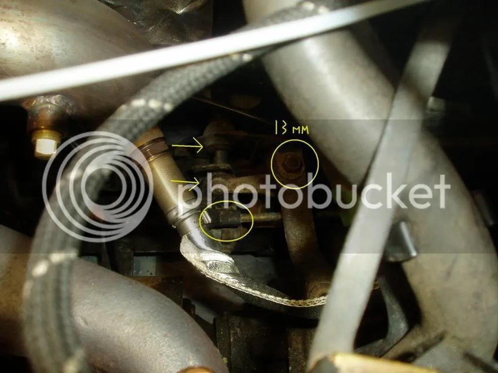 (13 Hp Honda Carb Linkage Diagram