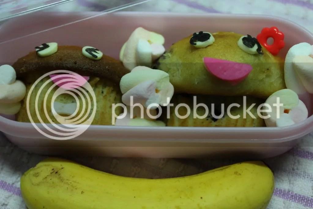 Muffin Boy and Muffin Girl