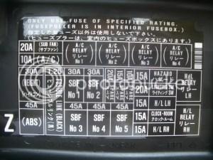 Fusible Link  Subaru Impreza GC8 & RS Forum & Community